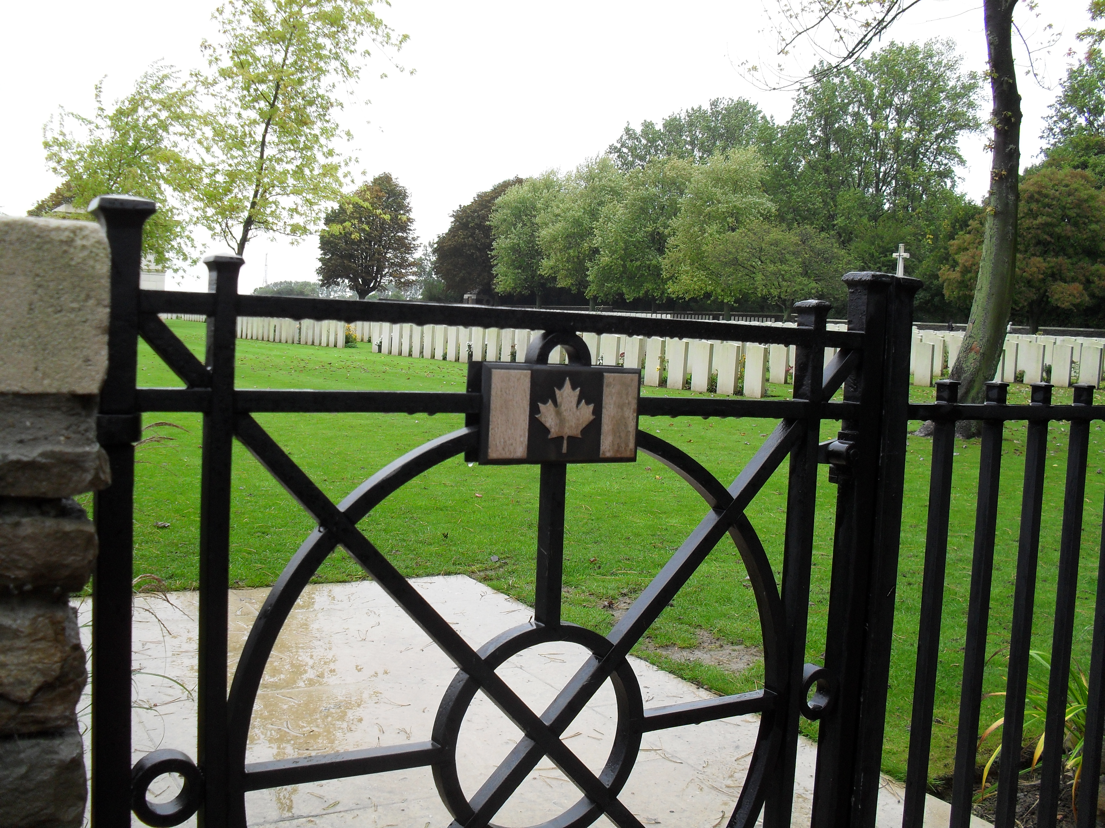 Canadian Cemetary #2