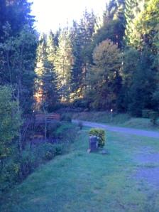 Our lovely little Camping Platz