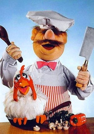 Christmas Dinner Conversations with the Muppets (4/4)