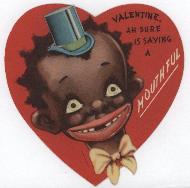 Inappropriate Vintage Valentines Version 2.0 (1/6)
