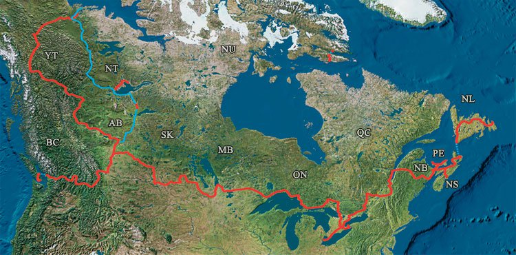 Trans-Canada-Trail