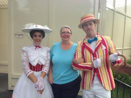 Mary Poppins and my Boyfirend