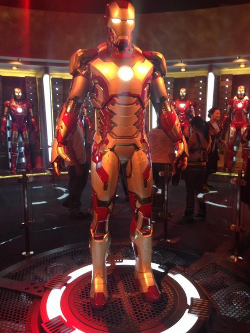 Ironman - COOL!