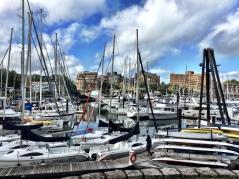 Harbour at False Creek