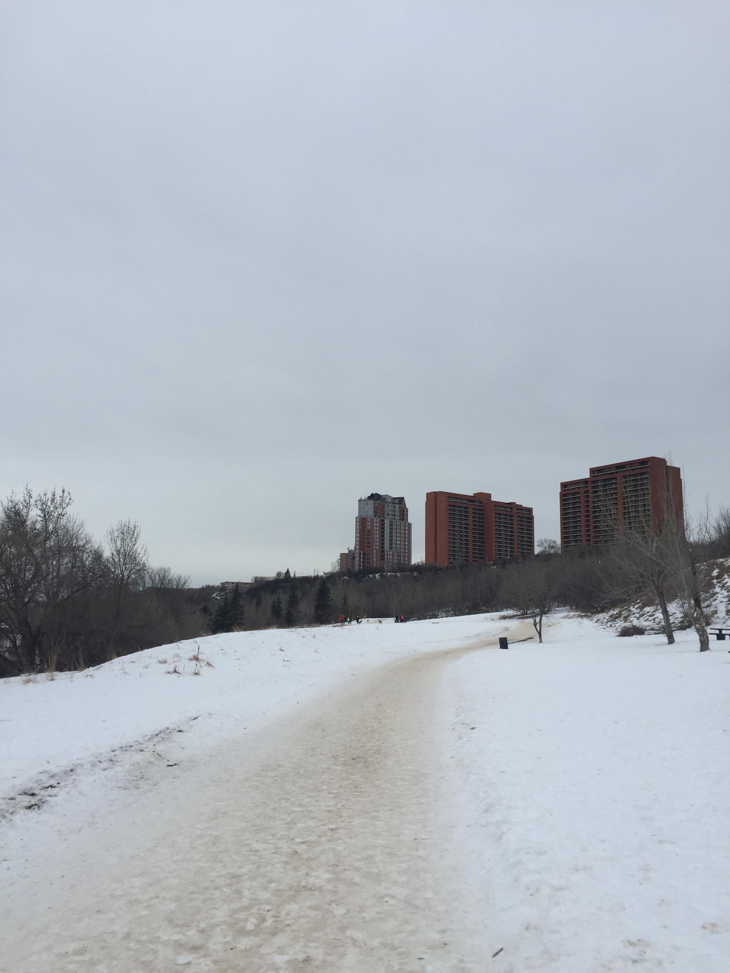 Edmonton: Edmonton Tourist: Dawson Park